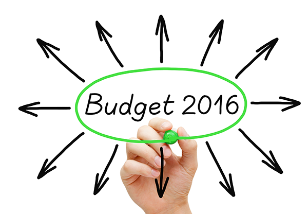 Budget 2016 - South Africa